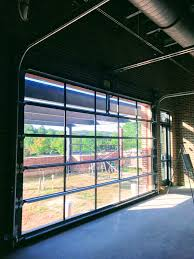 Glass Overhead Garage Doors Amazing Commercial Glass Overhead Door Project Logan Square