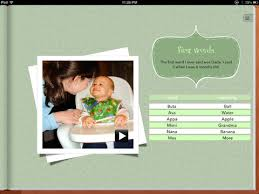best baby book the best baby book apps for ios for preserving those special