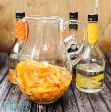 Teh Fruity refreshing summer white sangria recipe tikkido