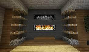 Minecraft Interior Design 9 Fireplace Ideas U2013 Minecraft Building Inc