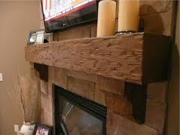 wood mantel shelf sharpieuncapped