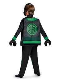 Ninjago Halloween Costume Deluxe Ninjago Movie Lloyd Costume Child