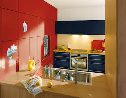 colourful kitchen decor ideas schuller german kitchens biella