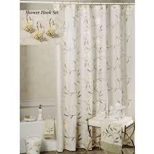 Touch Of Class Shower Curtains Bath Shower Curtains And Curtain Hooks Touch Of Class Penelope