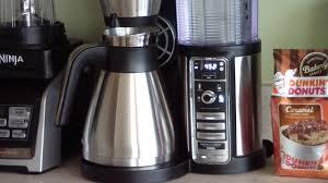 ninja coffee bar clean light keeps coming on cleaning the ninja coffee bar using vinegar youtube