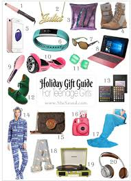 Trendy Gifts by Holiday Gift Guide Gifts For Teen Girls Holiday Gift Guide