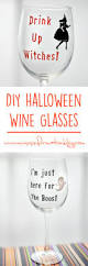 halloween face decals diy halloween wine glasses with cricut vinyl miss information