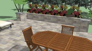 Backyard Pavers Cost by Discover True Landscaping Costs