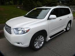 toyota highlander hybrid 2009 toyota highlander hybrid limited in washington for sale used