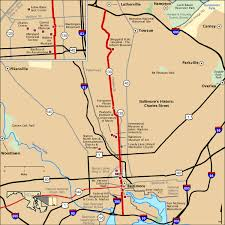 maryland byways map baltimore s historic charles map america s byways