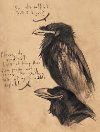 307 best huginn and muninn images on pinterest artists