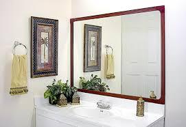 mirredge diy mirror framing kit up to 75 in x 36 in royal