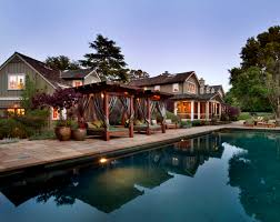 Pool Cabana Designs Exterior Design Astounding Pool Design With Pool Cabana And