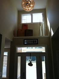 How To Decorate A Foyer by Put Christmas Lights In The Lanterns Home Decorating Foyers And