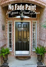 Best Paint For Exterior Door by Front Doors Ideas Paint Your Front Door 22 Should You Paint Your