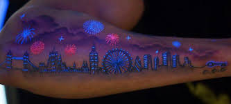 glow in the dark tattoo how long does it last is uv glow in the dark tattoo ink safe everything you need to know