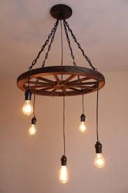 Diy Rustic Chandelier Diy Rustic Chandelier Wagon Wheel Diy Rustic Chandelier Wagon