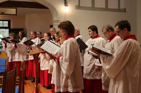 easter choral the choir of st george s st george s episcopal church
