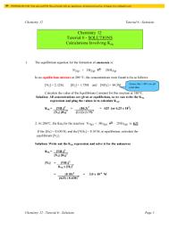 all worksheets chemistry solutions worksheet free printable