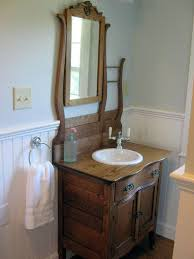 Narrow Bathroom Sinks And Vanities by Best 25 Antique Bathroom Vanities Ideas On Pinterest Vintage