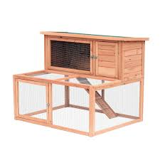 Rabbit Hutch With Large Run Clever Trixie Outdoor Run Then Mesh Cover Large Rabbit Cages