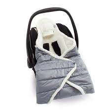 couverture siège auto bébé couverture pour siège auto coating et softy yetti pingu achat