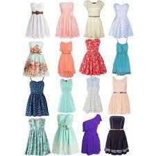 summer dresses summer dresses polyvore