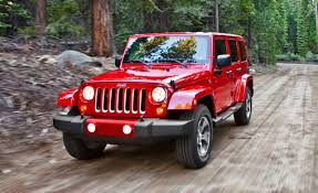 jeep red 2017 2017 jeep wrangler review car and driver