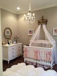 White Nursery Decor Baby Nursery Decor White Curtain Chandelier For Within Designs 15