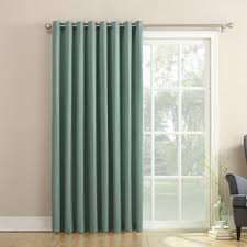 Patio Door Curtains Sliding Patio Door Curtains Wayfair