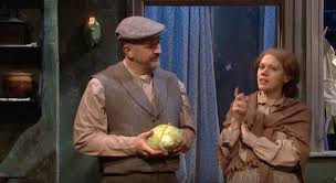 the tenement museum was featured in a louis c k snl sketch this