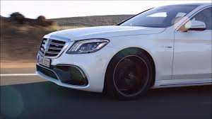video overview 2018 mercedes amg s63 caricos com