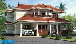 Green Home Design Kerala Green Homes Traditional Home Design In Kerala