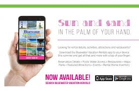 bluewater vacation app bluewater nc