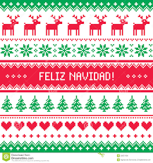 feliz navidad christmas card christmas card pattern christmas lights decoration
