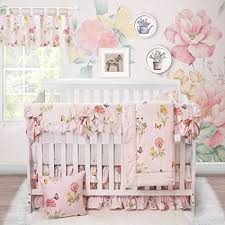 Floral Crib Bedding Sets Brandream Butterfly Bedding Crib Bedding Nursery