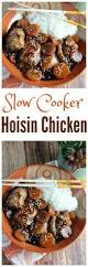 slow cooker chicken with hoisin sauce family food and travel