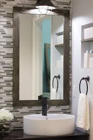bathroom backsplash ideas vanity backsplash ideas on glamorous bathroom vanity backsplash