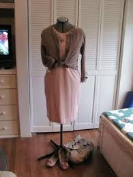 ootd playing with a blush dress shoes vera wang kohls my
