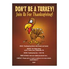 Funny Pics For Thanksgiving Funny Thanksgiving Invitations U0026 Announcements Zazzle