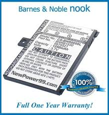 Barnes And Noble Tablets Ereaders Barnes U0026 Noble Nook Battery Replacement Kit Extended Life