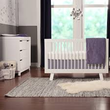 2 Piece Nursery Furniture Sets by Babyletto 2 Piece Nursery Set Hudson 3 In 1 Convertible Crib And