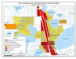Land O Lakes Florida Map by Administration