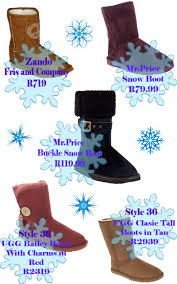 fashion friday snow boots