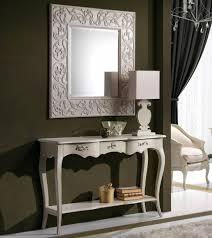consolas muebles consola vintage blanca muebles consolas vintage muebles