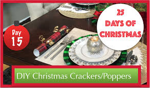 christmas poppers diy christmas decorations christmas poppers day 15 of 25 days