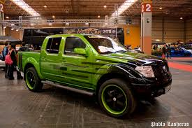 nissan frontier lowered pimped nissan frontier fantasy wheels pinterest nissan