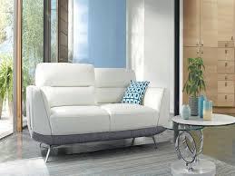 canapé relax cuir center canapé canapé relax 3 places canape blanc cuir design amazing