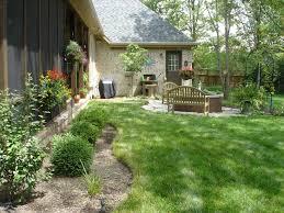 outdoor wonderful landscaping your garden easy landscape design