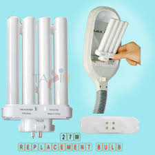 fluorescent light natural sunlight arsuk 27w replacement fluorescent light bulb natural daylight